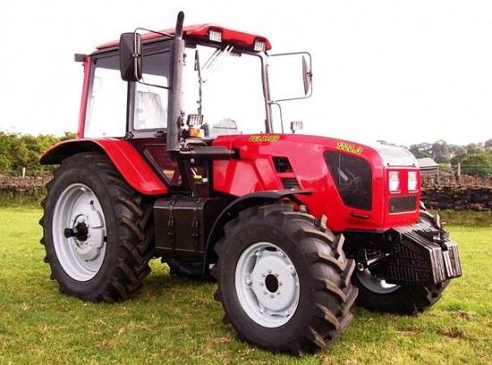 Уфа наращивает выпуск белорусских тракторов