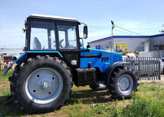 трактор мтз 1221 тропик обзор
