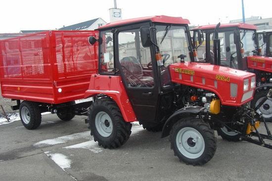 запчасти для трактора мтз 320