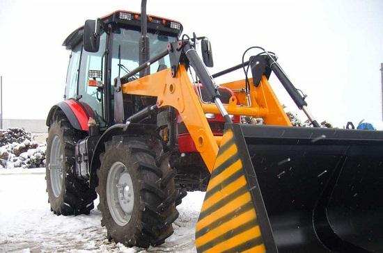 дополнительное оборудование мтз для трактора