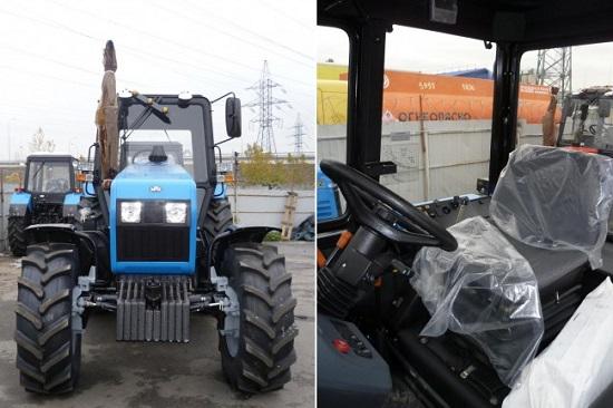 обзор трактора мтз 1221 1 тропик