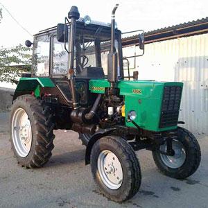 Белорусский трактор МТЗ 100