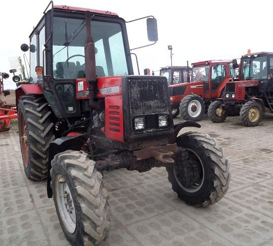 Преимущества тракторов МТЗ 900 920 - фото, описание и характеристики.