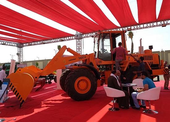 Трактора МТЗ на выставке «Сахара-2018»