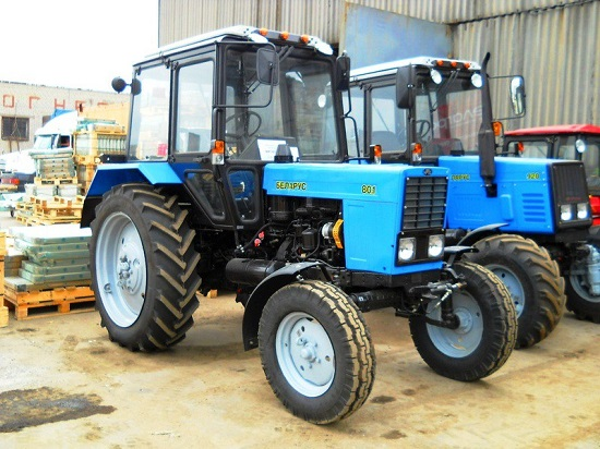 обслуживание тракторов МТЗ 80 82