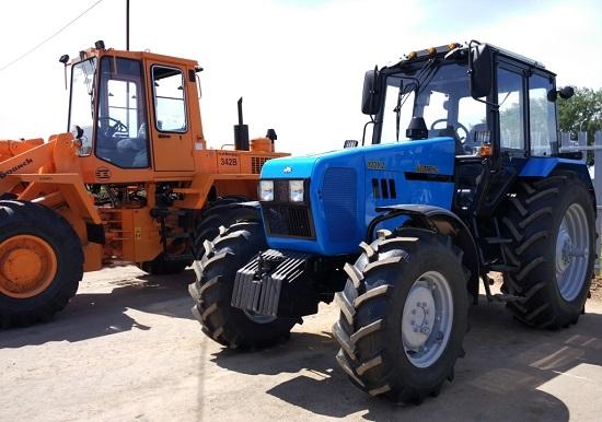 тракторы мтз 1221 1 собираются в уфе