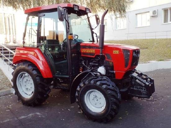 Обзор трактора МТЗ 622 - фото, характеристики и описание работы.