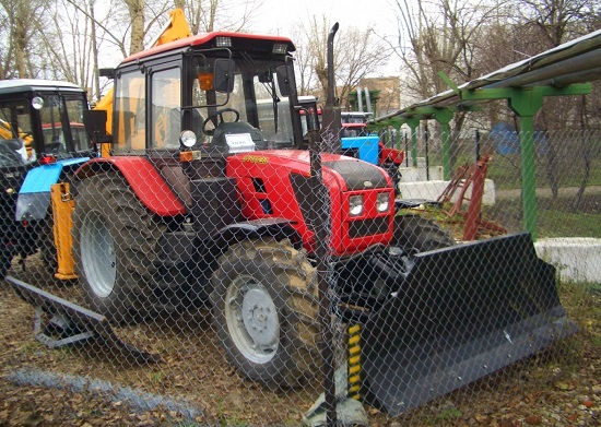 трактор мтз обзор