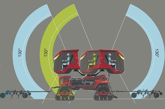 Инновационные трактора МТЗ