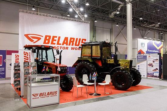 трактор мтз из золота техпром 2018