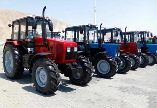 МТЗ показал новый газомоторный трактор.