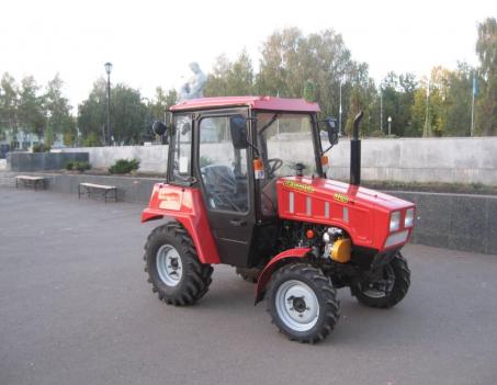 Тракторы МТЗ в Европе