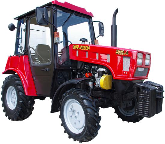 тракторы Беларус 320.4