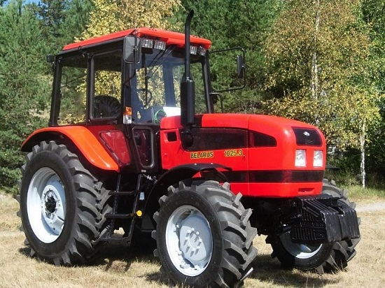 МТЗ наращивает выпуск тракторов
