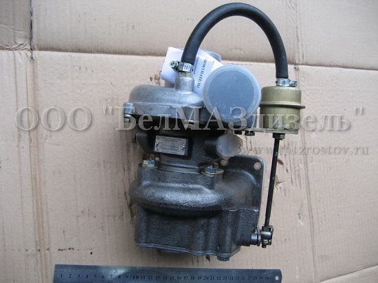 Турбокомпрессор трактора МТЗ - ремонт и обслуживание