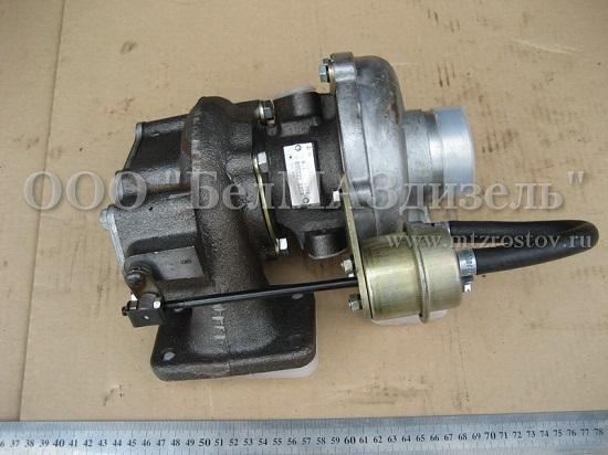 Как быстро отремонтировать турбокомпрессор трактора МТЗ?