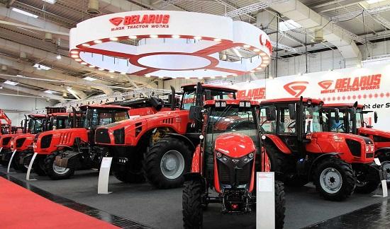 МТЗ на выставке Sudan Agrofood - новости компании
