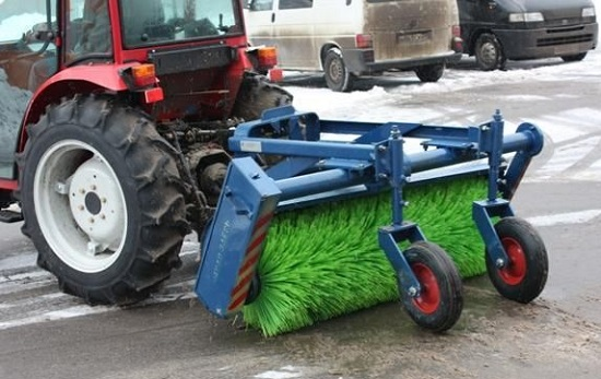 навеска для трактора мтз 1221