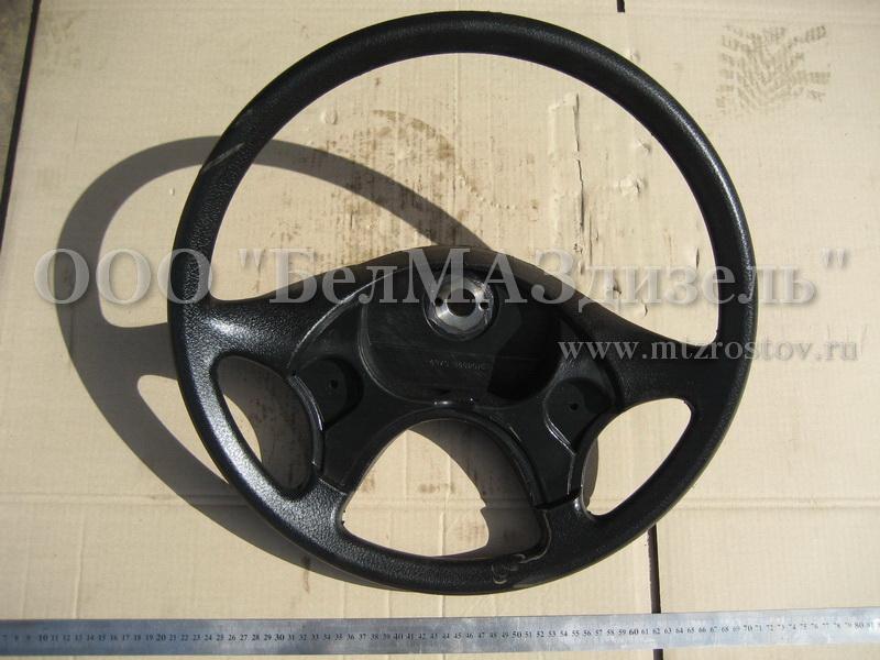 Привод рулевого управления. Колесо рулевого управления МТЗ-80