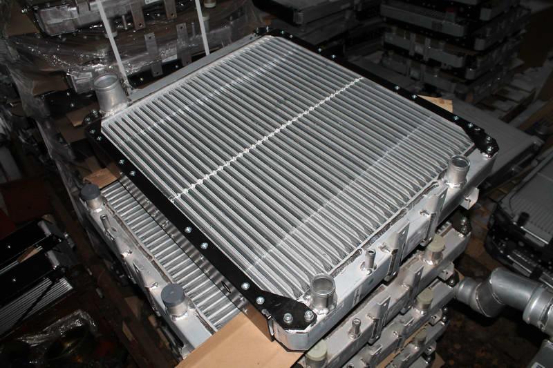 Радиаторы | Запчасти на трактора МТЗ