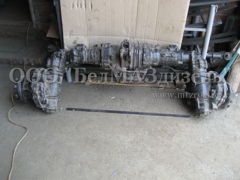 Обслуживание рулевого управления МТЗ-80