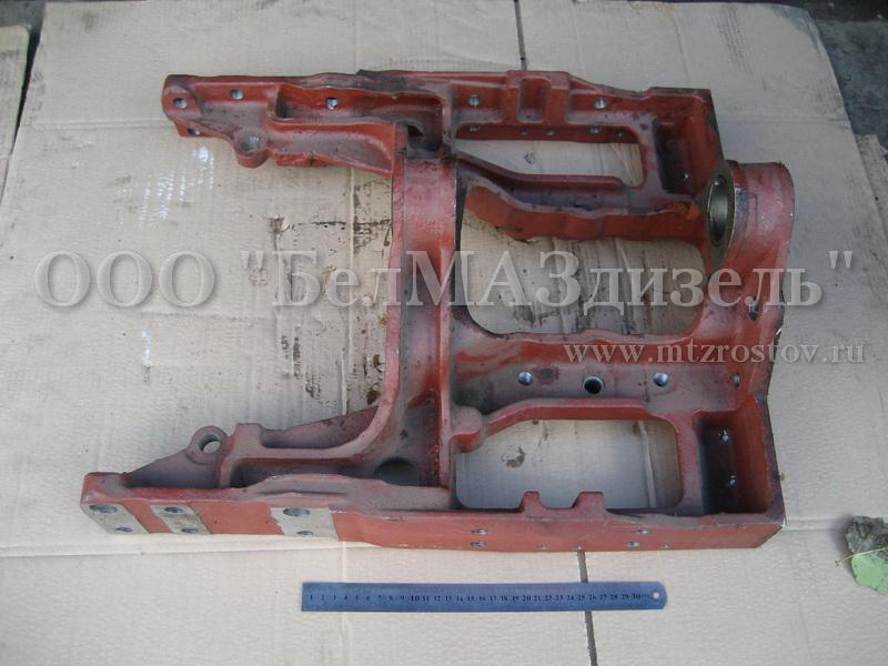 Полурама МТЗ 80/82/820 схема | Запчасти для тракторов.