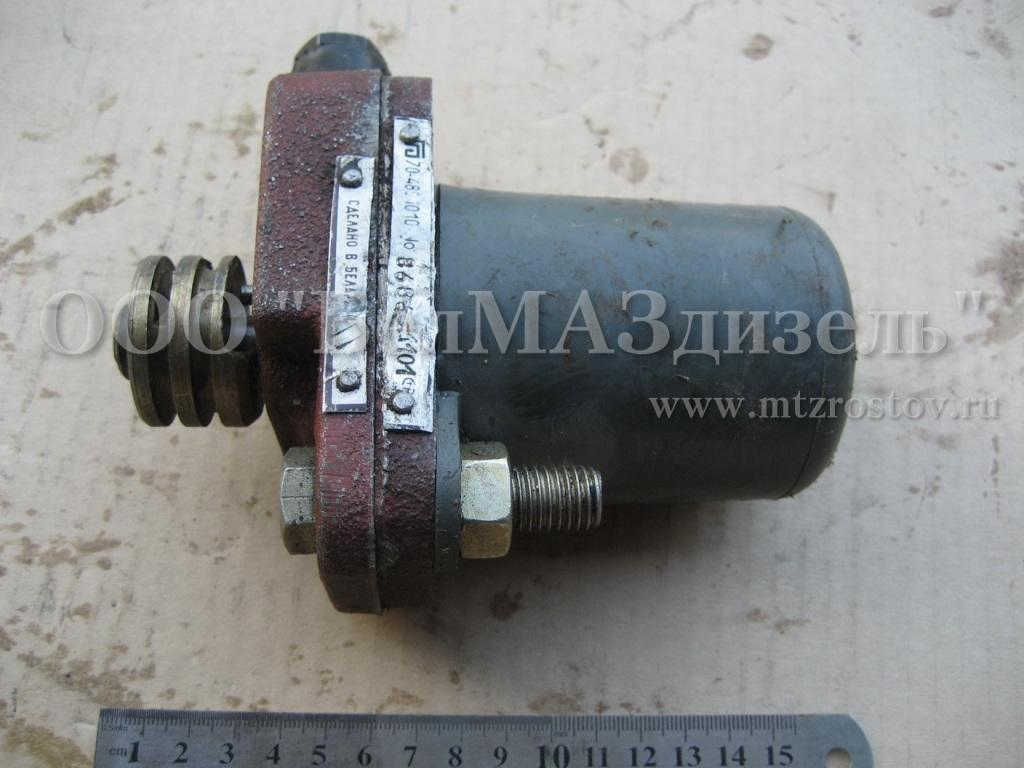 Гидробак МТЗ-80.82 с клапаном блокировки дифференциала ГОРу