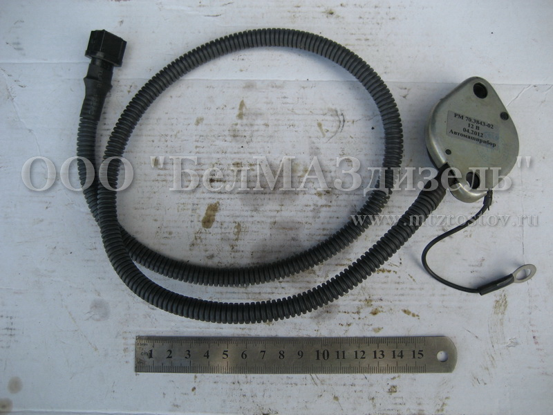 Датчик скорости МТЗ 80/82 (453843.003) (Производство.