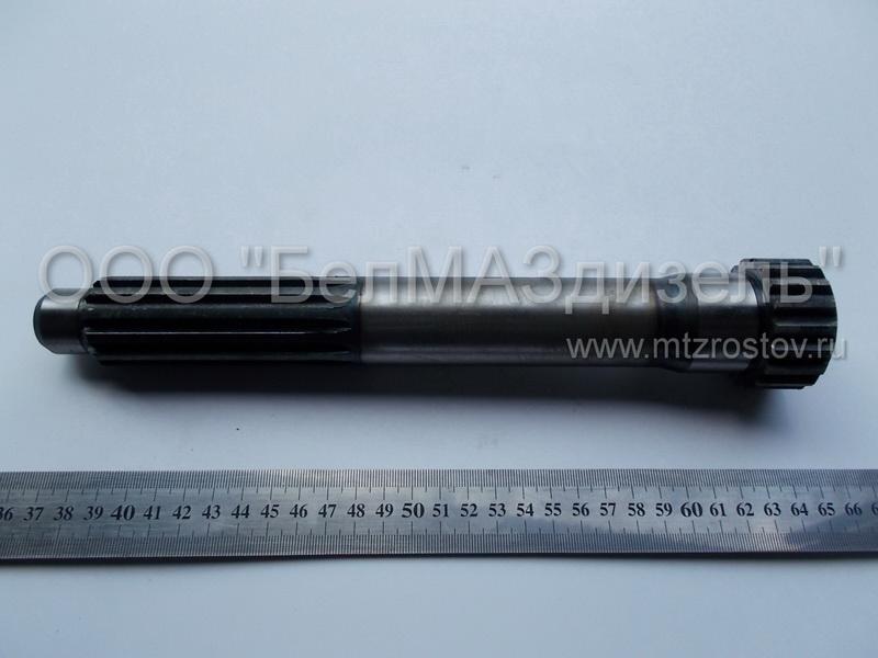 Вал силовой сцепления МТЗ 1221 (пр-во МТЗ) 80-1601113-01.